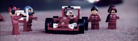 Formel 1 - Monza ist Ferrari, Ferrari ist in der Krise